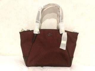 Brand New Authentic Coach Zip Tote with Sling