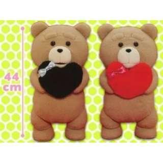 [UPCOMING INSTOCKS] TOREBA Ted 2 - Heart Cushion Plushie