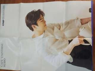 EXO SUHO POSTER
