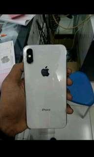 Apple iPhone X 256GB New Grenfell , Kredit Mudah