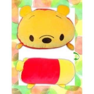 [UPCOMING INSTOCKS] TOREBA Winnie the Pooh Soft Laying Down Cushion