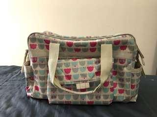 Preloved Bellotte Nappy/ Baby Bag
