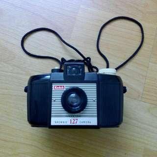 England Kodak Brownie 127 Camera Vintage