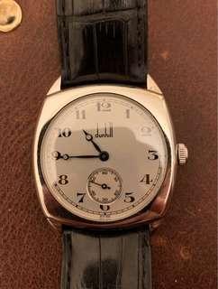 Dunhill watch 100 anniversary 登喜路 中古錶