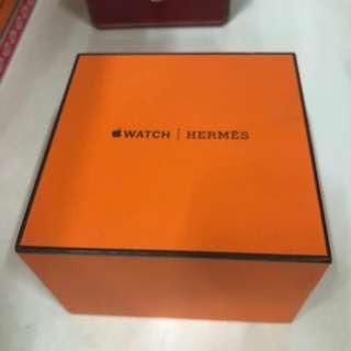 Hermes Apple Watch box