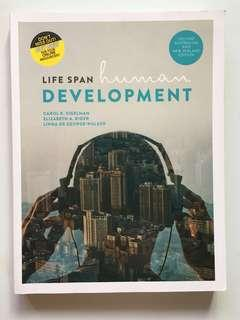 Life Span Human Development- Second Australian and New Zealand Edition by Carol K. Sigelman, Elizabeth A. Rider and Linda De George-Walker