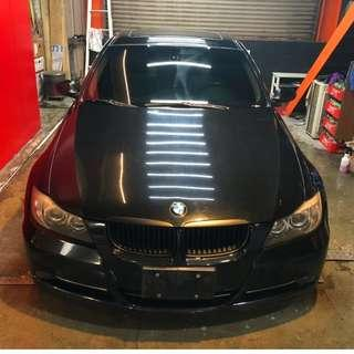 BMW E90 330i 原鈑件【版權所有】