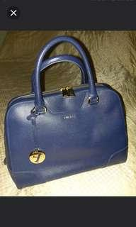 Furla Leather Hand Bag