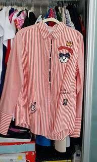 Teenie Weenie long sleeves shirt