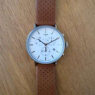 Timex Fairfield Chronograph 41mm Perfrct Condition