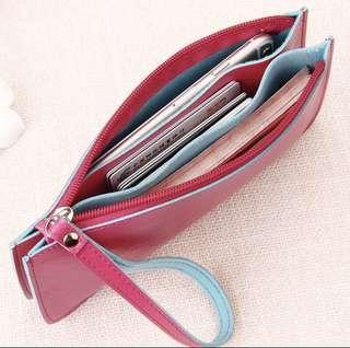 [CNY PROMO] Lady candy colour Wristlet
