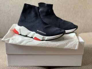 Balenciaga's lightweight Speed Trainer sneakers