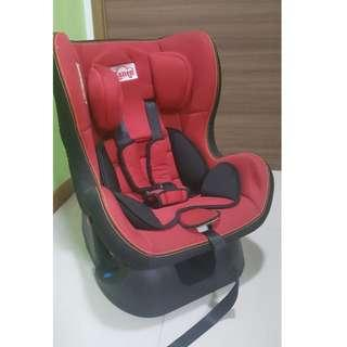 Baby Car Seat (0 to 18kg) Convertible