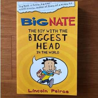 Big Nate – The Boy with the Biggest Head in the World