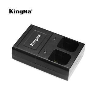 🚚 KingMa BM036 Dual AC Charger for DJI OSMO Handheld Gimbal Battery