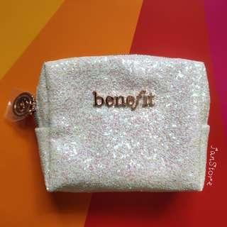 Brand New Benefit Makeup Zip Pouch #CNY888