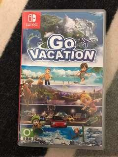 Switch Game - Go Vacation