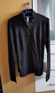 Lululemon Define Jacket in Rulu, Black