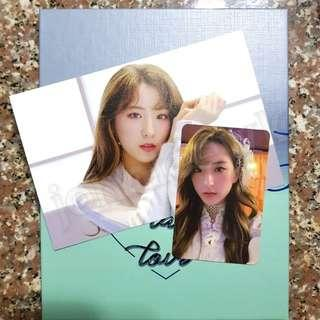 [INSTOCKS] WJSN La La Love Ver A Photocards / Postcard