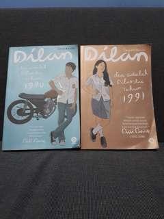 Novel Dilan 1990 dan 1991