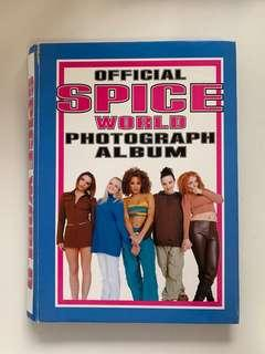 Spice girls photographs