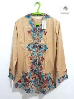 [NEW] Atasan Kebaya Cream Size M