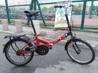20吋代步摺合單車