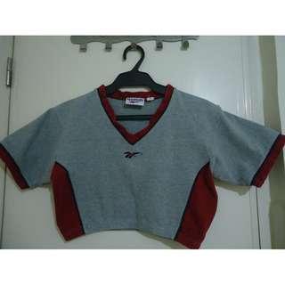 Reebok Sportswear Fitted Crop Top