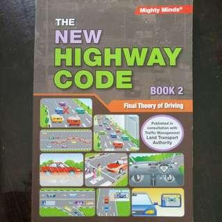 Mighty Minds The New Highway Code Book 2 Final Theory of Driving (for FTT)