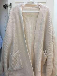 [CLEARANCE] Knitted cardigan