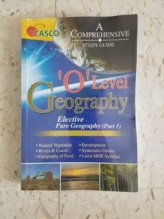 O Level Geography Guides on Evaluation