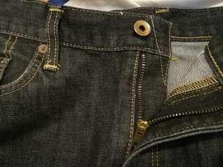 Original Edwin Denim Jeans Shorts From Japan #CNY888