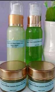 Paket Acne Luxury Cream