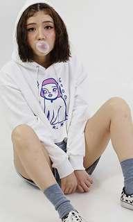 Liuniconthings crop hoodie