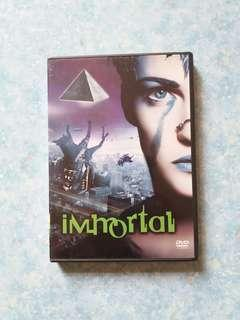Immortal DVD  sci fi 科幻電影