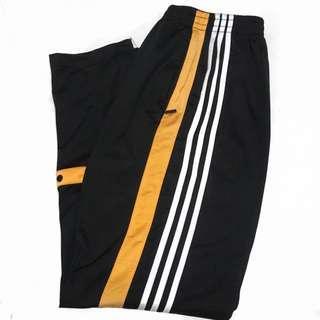 Adidas trackpants three stripes