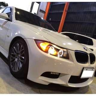 BMW E90 328i 全車精品 大螢幕