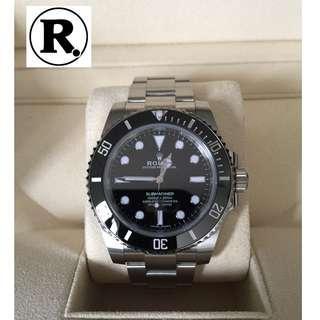 [SOLD] Rolex Submariner No Date Ref 114060