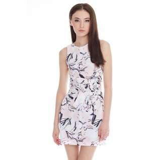 *CNY 50% OFF SALE* BNWT The Closet Lover Lilydale Ribbon Dress