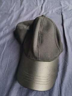 Cotton on Plain black hat