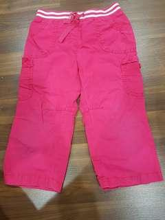 Mothercare pants for 2 years old baby girl