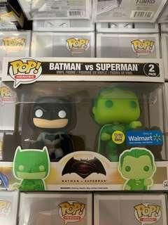 Funko Batman vs Superman