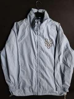 Light Blue oversized Jacket