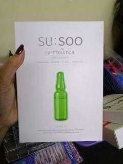 U:RE SU:SOO Pore Solution Mask