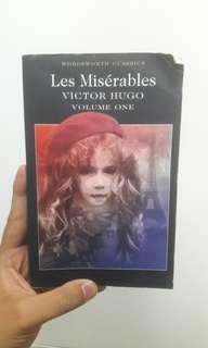 Les Misèrables (vol.1) by Victor Hugo