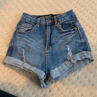 Factories shorts size 6