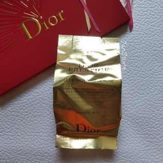 Authentic Dior Prestige Le Cushion Teint De Rose Refill #CNY888