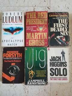 $1.20 for each Timeless Thrillers!