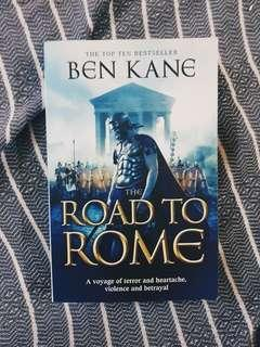 Road to Roam by Ben Kane