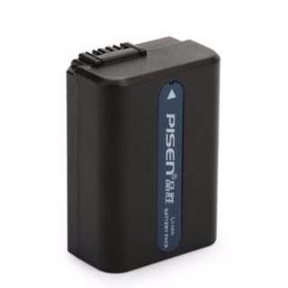 Sony NP-FW50 battery and charge (Pisen Brand)